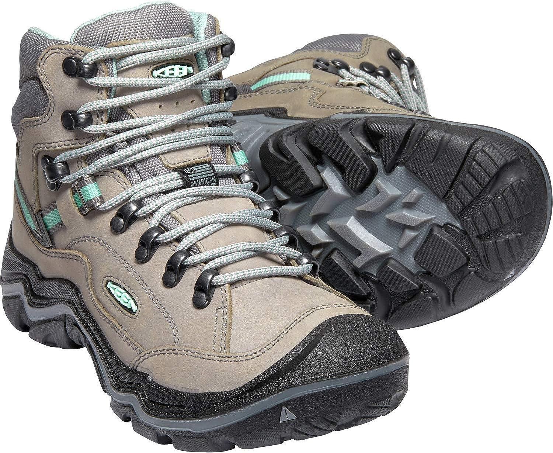 KEEN Women s Durand 2 Mid Waterproof Hiking Boot
