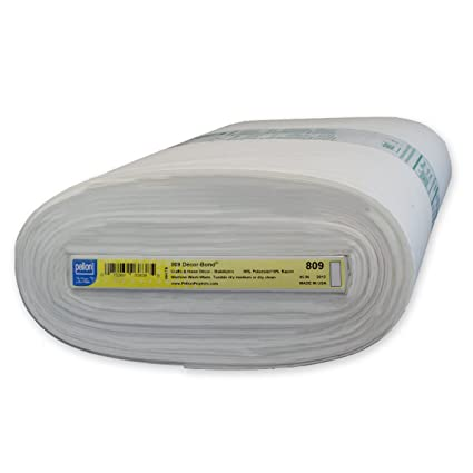 Amazon Com Pellon 809 Decor Bond White 45 X 10 Yards