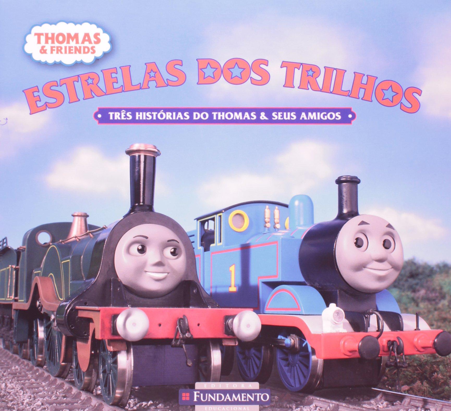 Thomas E Seus Amigos Estrelas Dos Trilhos Tommy Stubbs