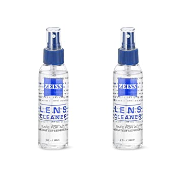 727c5c6db778d Amazon.com  Set of 2 Carl Zeiss Lens Cleaning Spray 2oz - 60ml ...