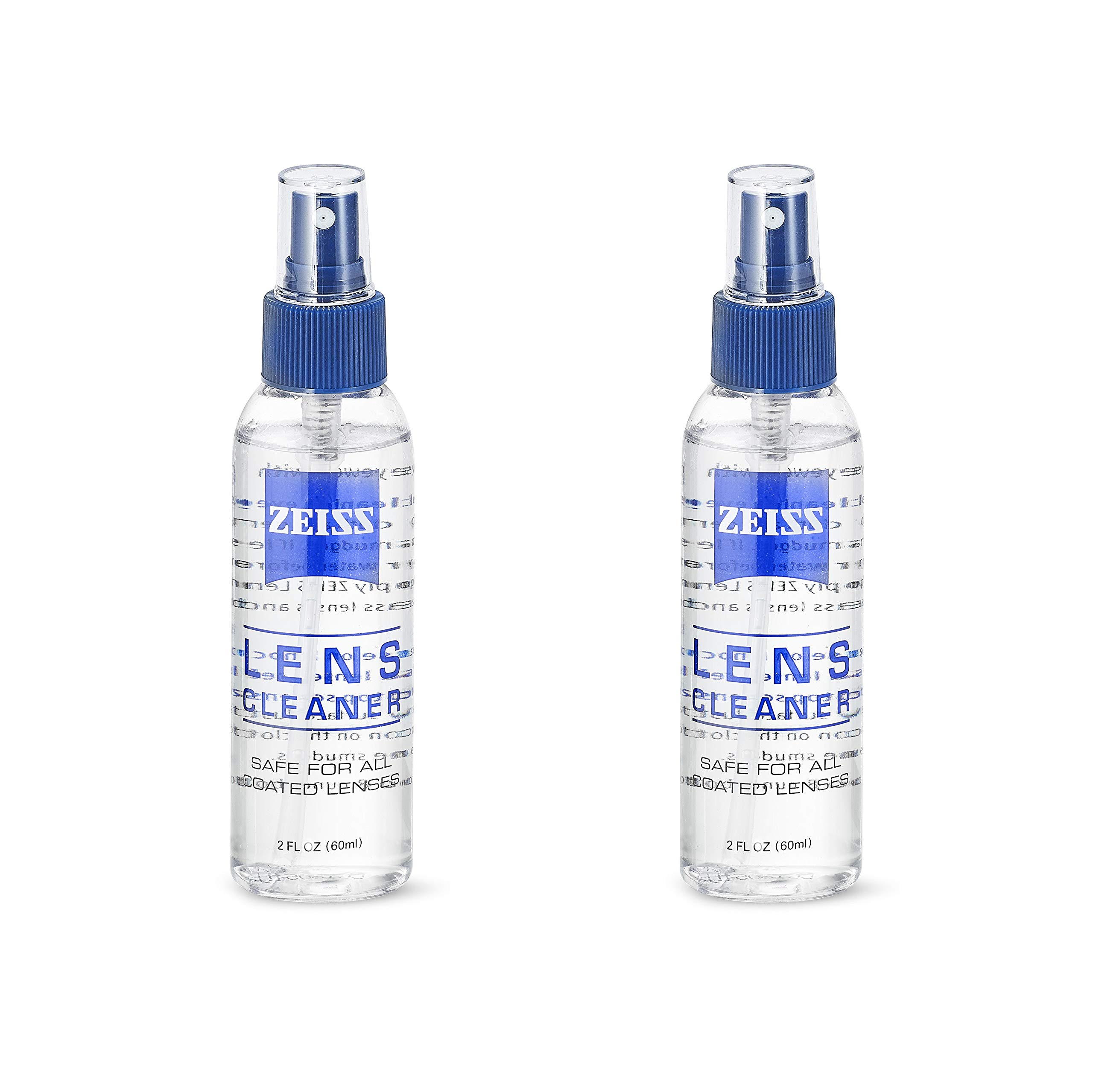 3b0560767549d Amazon.com  Set of 2 Carl Zeiss Lens Cleaning Spray 2oz - 60ml Travel Pack   Health   Personal Care