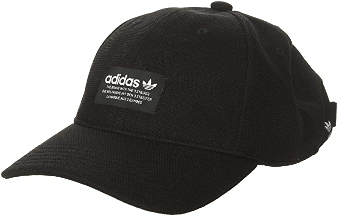 8241c86a18f Amazon.com  adidas Men s Originals Pique Precurve Cap