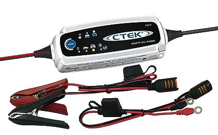 amazon com ctek 56 158 multi us 3300 12 volt fully automatic 4 rh amazon com Ctek 3300 Battery Charger Ctek Battery Charger Porsche