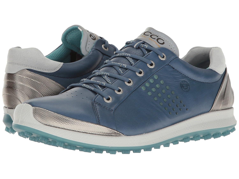 [エコー ゴルフ] ECCO Golf メンズ BIOM Hybrid 2 スニーカー [並行輸入品] B06XPNTL1L 47 (US Men's 13-13.5)(31.0-31.5cm) - D - Medium|Denim Blue/Aquatic