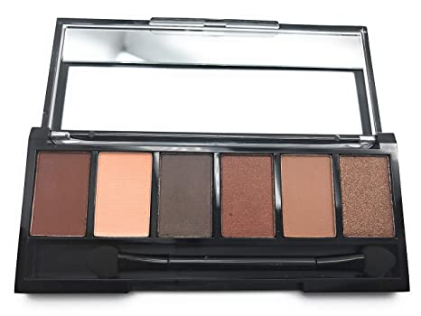 Buy Miss Claire Eyeshadow Palette (Brown) Online at Low Prices in India - Amazon.in