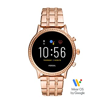 Fossil Smatwatch Gen5 para Mujer, FTW6035: Amazon.es: Relojes