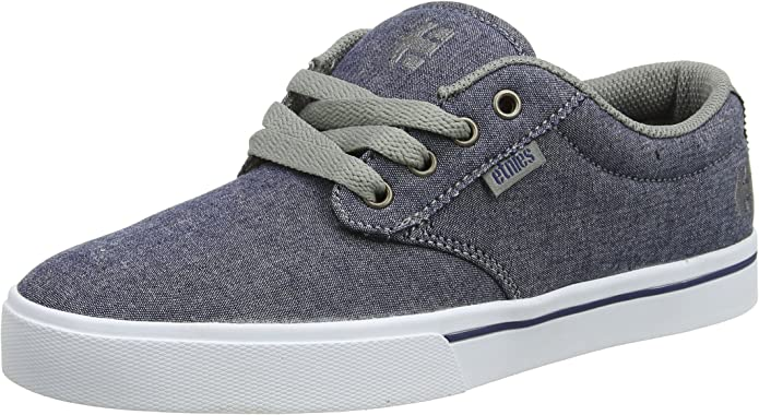 Etnies Jameson 2 Eco Sneakers Skateboardschuhe Marineblau/Grau
