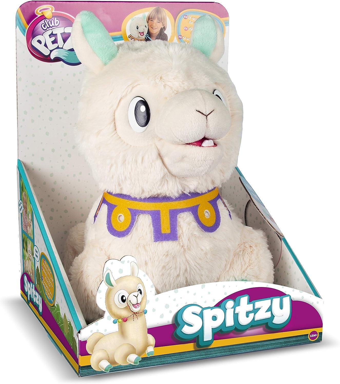 Peluche IMC Toys Club Petz Llama Spitzy por 19,57€