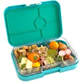 YUMBOX TAPAS Larger Size (Antibes Blue) 5 compartment Leakproof Bento lunch box for Pre-teens, Teens & Adults