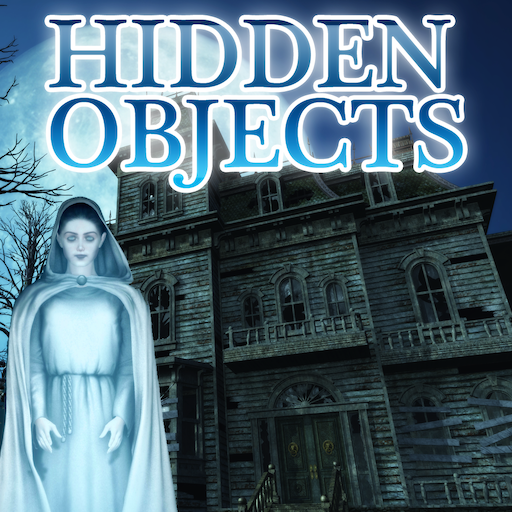 Hidden Objects Haunted Places -