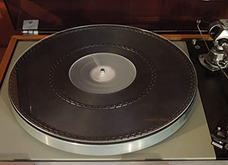 clear audio turntable mat