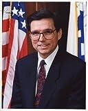 Federico Peña autograph, U.S. Secretary of Energy, signed photo