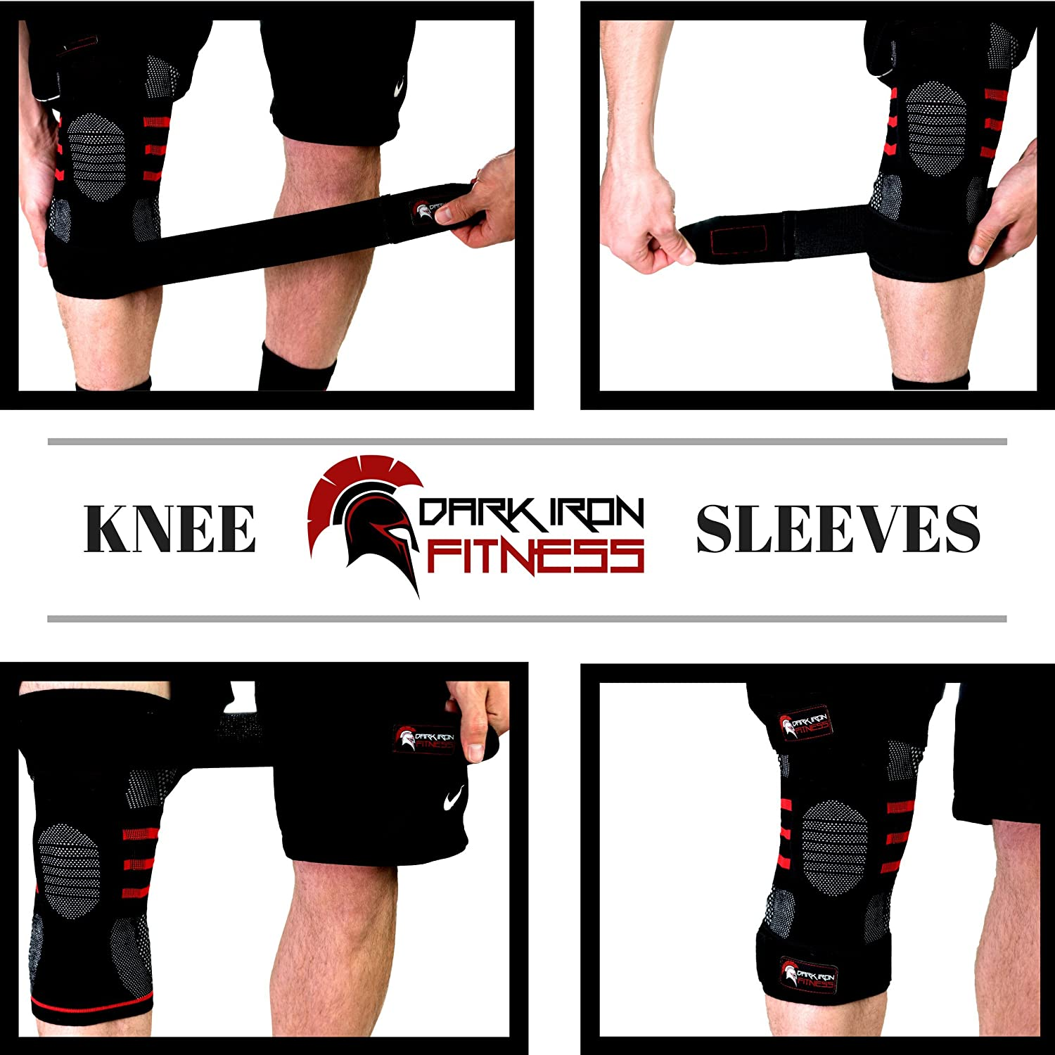 The Rules of Safe Lifting - Dark Iron Fitness Knee Sleeves