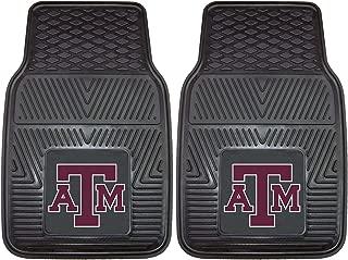 product image for FANMATS NCAA Texas A&M University Aggies Vinyl Heavy Duty Car Mat