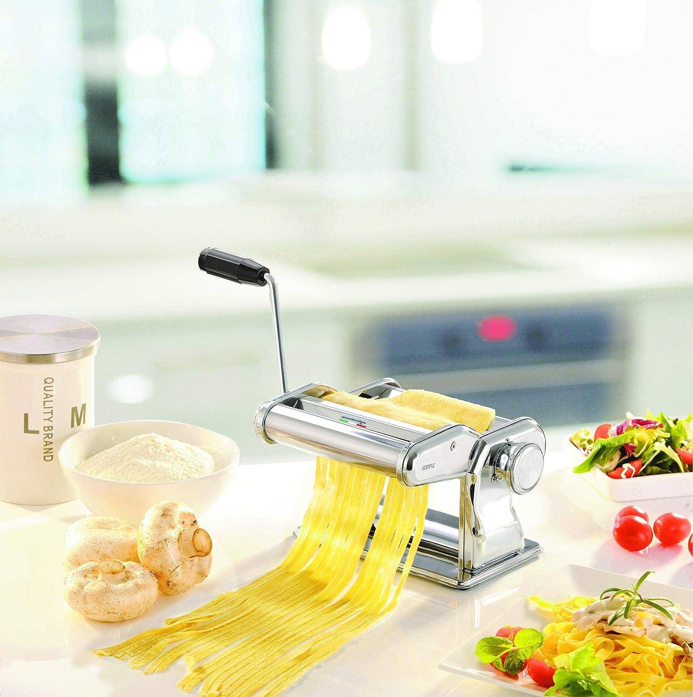 Gefu 28240 M/áquina para Pasta Brillante /& secador de Pasta Set Aniversario h.nr.