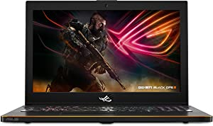 "ASUS ROG Zephyrus M Ultra Slim Gaming Laptop, 15.6"" Full HD 144Hz IPS-Type G-SYNC, GeForce GTX 1070, Intel Core i7-8750H Processor, 16GB DDR4, 256GB PCIe SSD + 1TB FireCuda, Windows 10 - GM501GS-XS74"