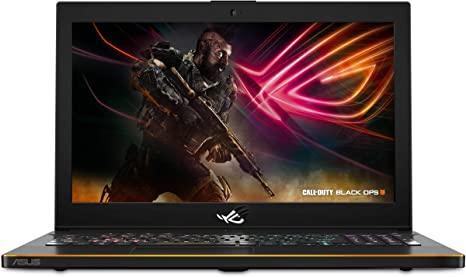 Amazon.com: ASUS ROG Zephyrus M Ultra Slim Gaming Laptop, 15.6 ...