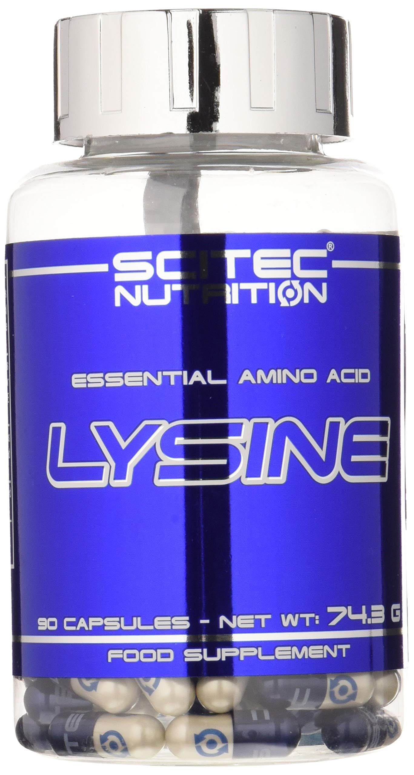 Lysine - 90 capsules - Scitec nutrition