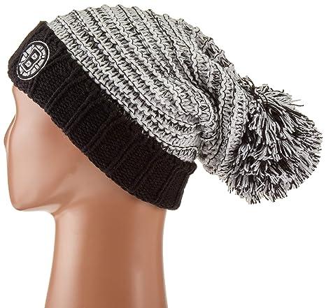 the latest c2be5 b1ef4 ... where to buy ots nhl boston bruins female sansa cuff knit cap black  womens eca3e b8d11