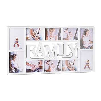 b3b5fa2fe9 Amazon.com  Relaxdays Picture Frame Family