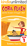 Cora Flash and the Treasure of Beggar's Bluff: A Cora Flash Spy Mystery for Kids 9-12, Book 3
