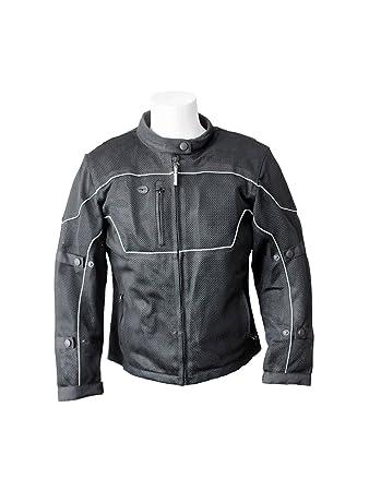 Motorrad mesh jacke damen