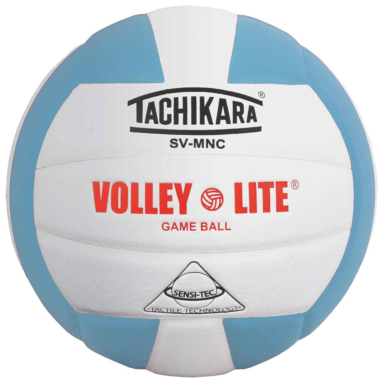 Tachikara Volley-Lite formación Voleibol, Color Powder Blue/White ...