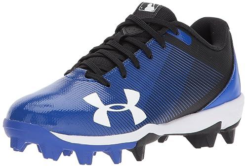 22128e163a Under Armour Boys Leadoff Low Jr. RM Baseball Shoe