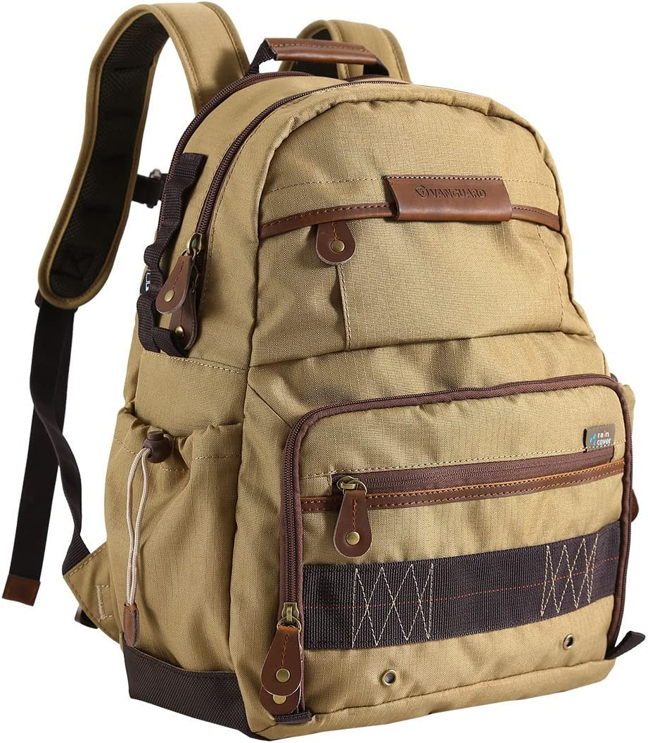 Vanguard Havana 41 Backpack for Sony, Nikon, Canon, Fujifilm Mirrorless, Compact System Camera (CSC), DSLR, Travel