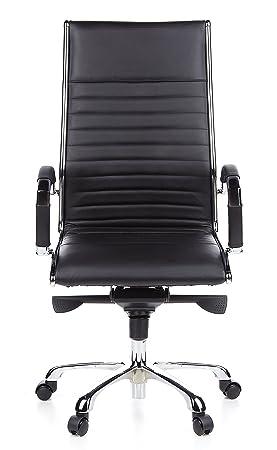 HJH fice chaise de bureau fauteuil de direction PARMA 20