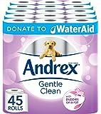 Andrex Gentle Clean, carta igienica con motivo di cuccioli di cane