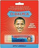 The Unemployed Philosophers Guild Barack Obama's O-Balma Lip Balm - Made in the USA