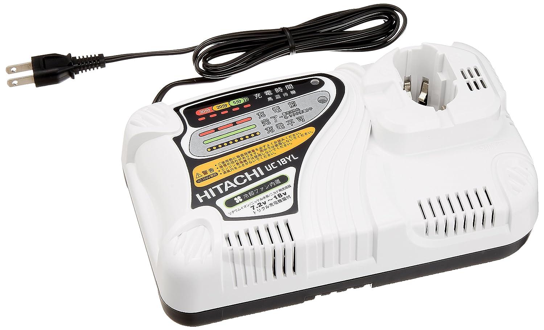 日立工機 急速充電器 差込み式電池対応 冷却機能付 UC18YL B003B313PY
