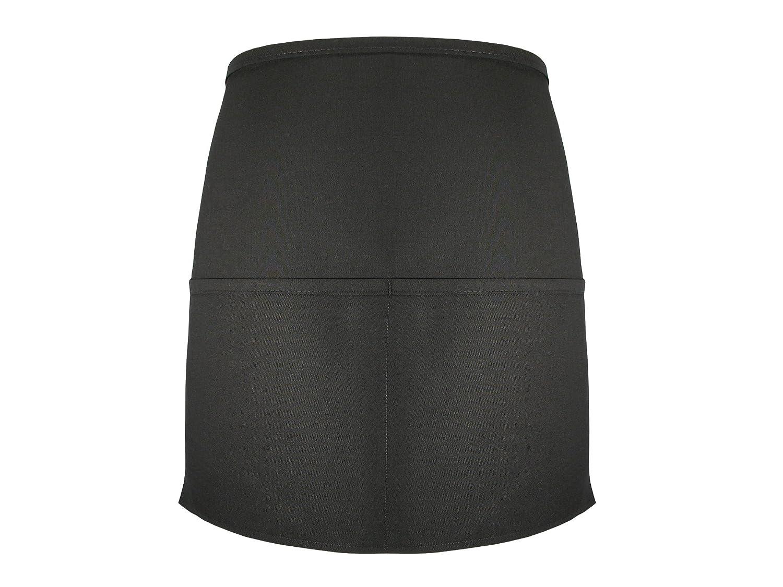 Fame Adult's 2 Pocket Squared Waist Apron Fame Fabrics 72060918281
