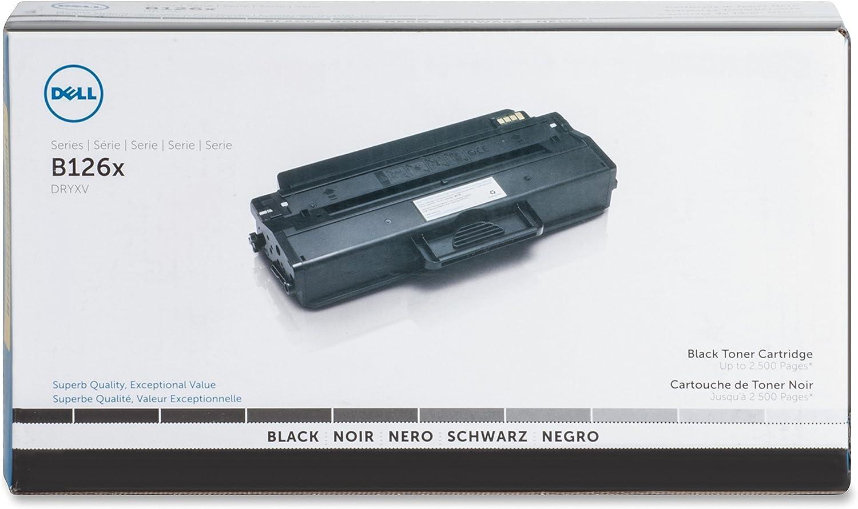 DELL OEM Toner Cartridge, yield 2,500