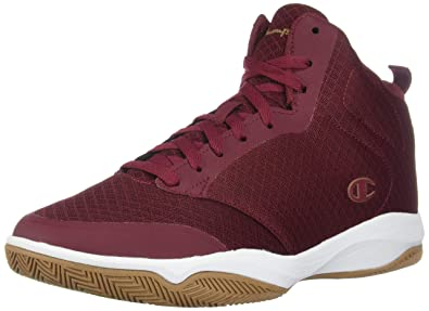 9023e91519b Champion Maroon Men s Inferno Basketball Shoes 6 Regular