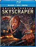 Skyscraper Blu-ray + DVD + Digital