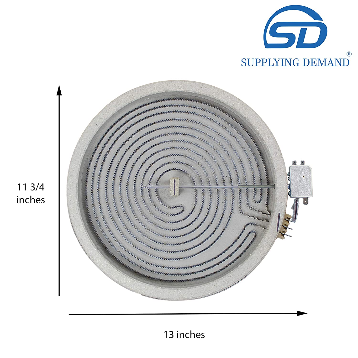 Amazon.com: Supplying Demand WB30T10130 Element Haliant ...