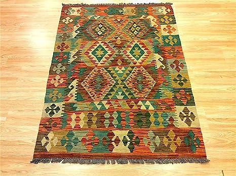 Tappeti Kilim Economici : Rugstore outlet autentico kilim afghan chobi multi colore