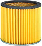 Einhell - Filtro pieghettato per aspiratore secco/umido, 1 pezzo [Importato dalla Germania]
