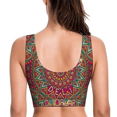 Details about  /Women Breathable Tank Tops Underwear Seamless Bras Sleep Bra Yoga Sports Bra