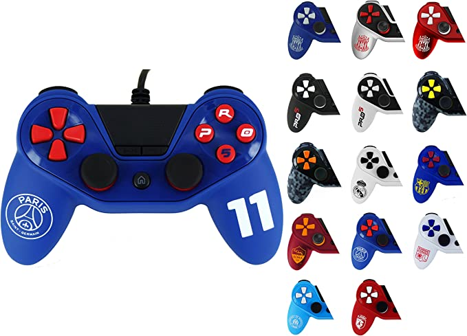 Subsonic SA5367-7 Gamepad PlayStation 4 Multicolor mando y volante ...