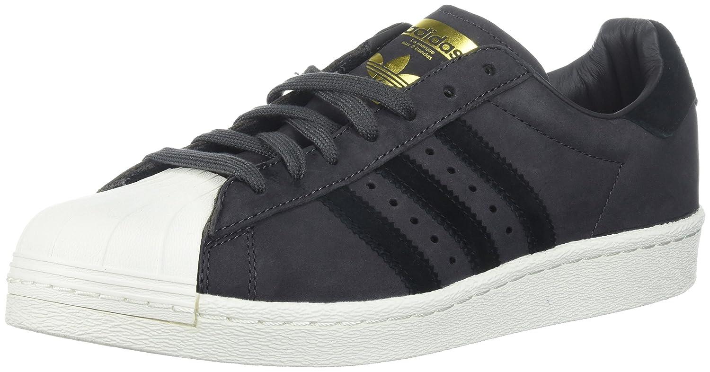 adidas Originals Men's Superstar B06XWL5MXH 10 D(M) US Utility Black/Black/White