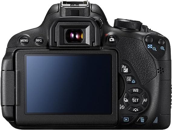 Canon EOS 700D EF-S 18-55 DC III: Amazon.es: Electrónica