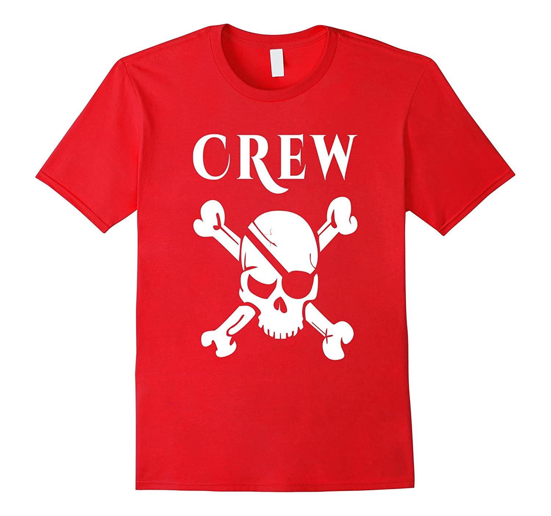 Boat Crew Shirt - Yacht Crew T-shirt - Pirate Sailing Shirts-Art