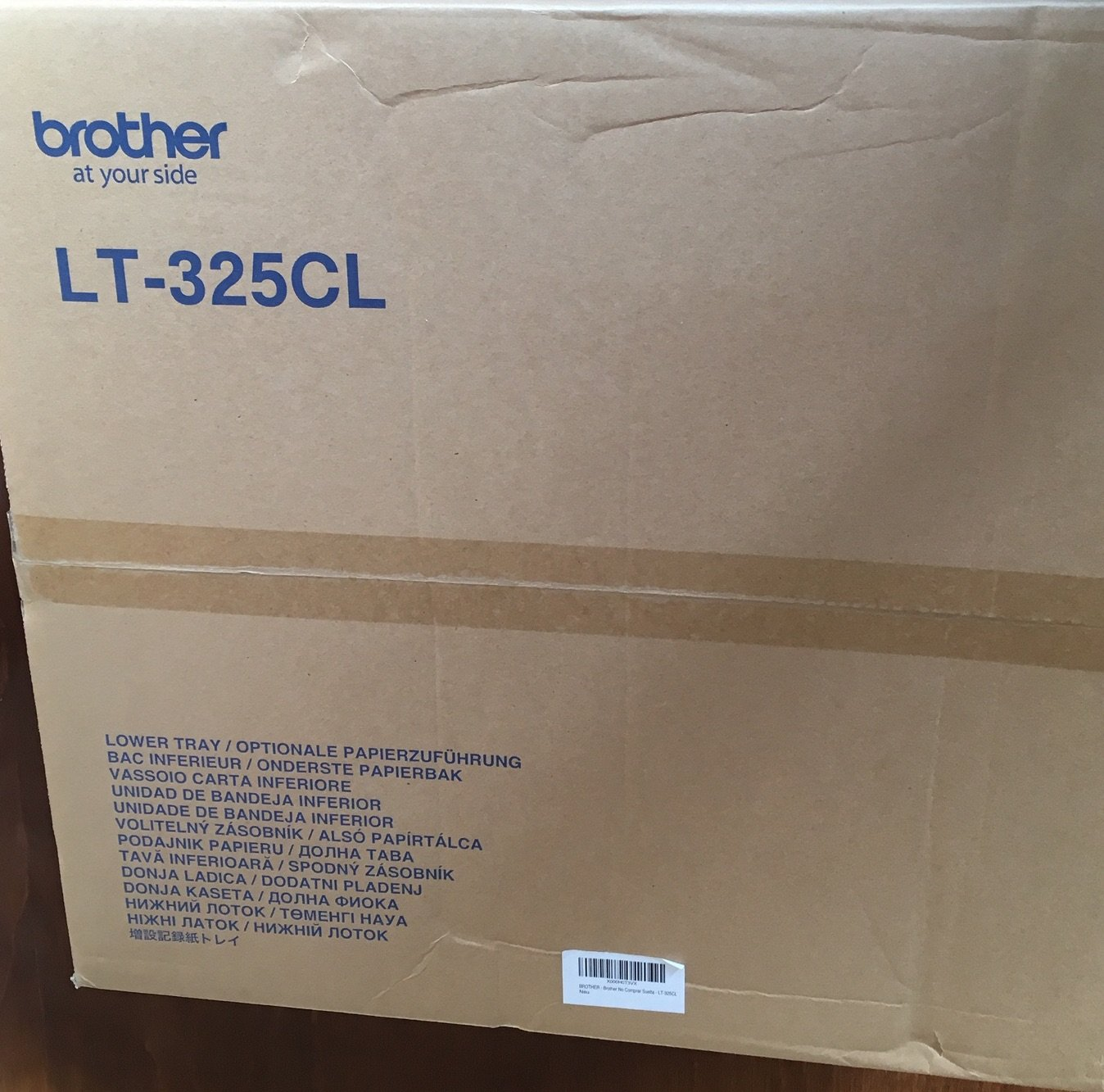 Amazon.com: Brother Optional Lower Paper Tray (500 Sheet Capacity): Office Products