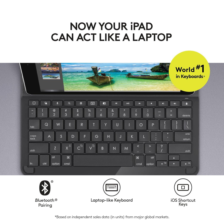 logitech type ipad air 2 manual
