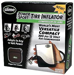 Slime 40001 Motorcycle Tire Inflator