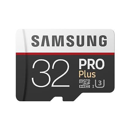 Samsung Memory Pro Plus - Tarjeta de memoria de 32 GB