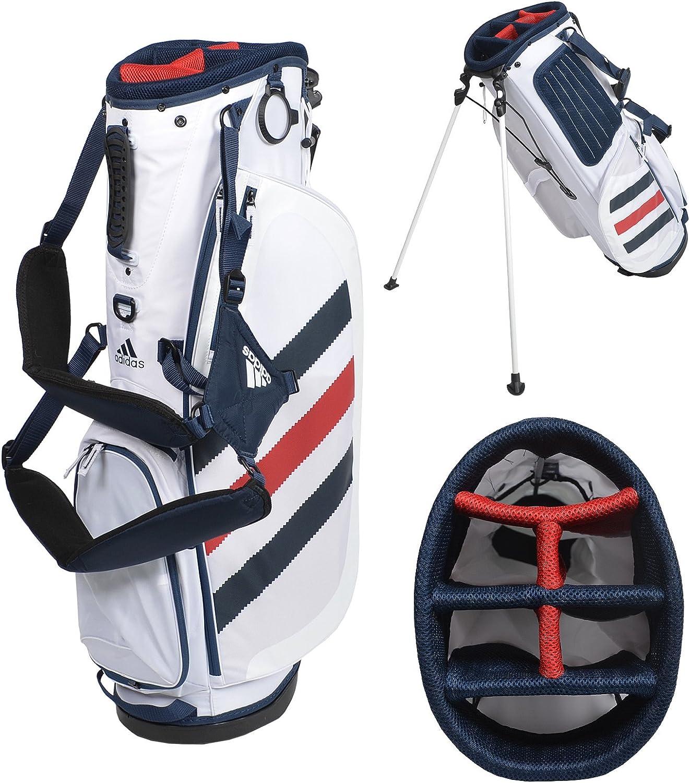 Agradecido Omitido Del Norte  Amazon.com: adidas – Samba Golf – Bolsa de palos de golf, Multi: Sports &  Outdoors